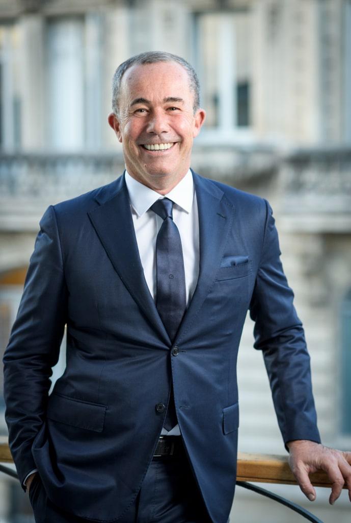 Philippe Vidal président de vidal-associates et emplois-vin
